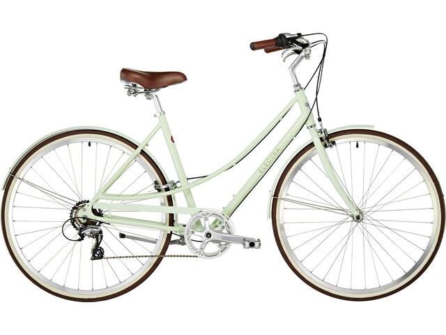 Electra Loft 7D Citybike Damer turkis